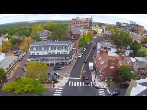 Doylestown by Drone