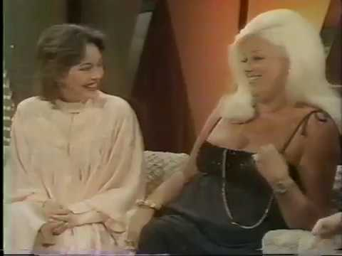 Diana Dors--1979 TV Interview, Ann Miller, Lorenzo Lamas, Lesley-Anne Down