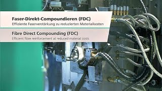 Fibre Direct Compounding (FDC)