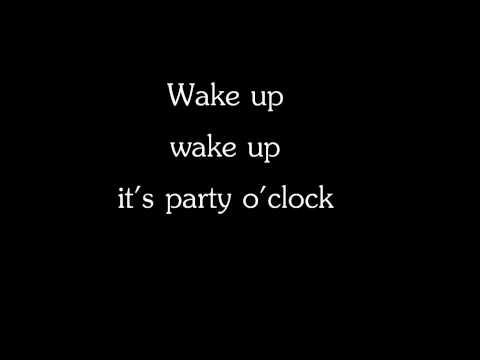 Kat DeLuna Party O'Clock Lyrics