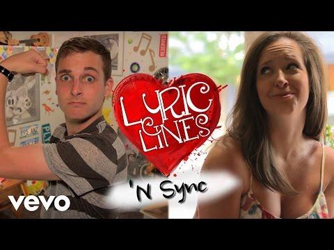VEVO - Vevo Lyric Lines: Ep 13 - NSYNC