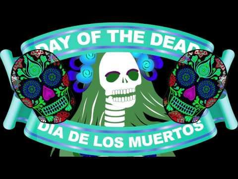 Day of the Dead - LEARN ABOUT!  Tica's Travels - Nani Nani Kids
