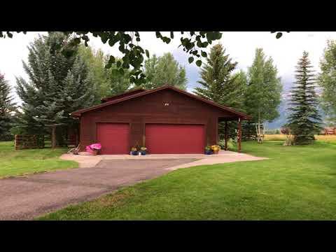 Deyo lane residence, Jackson Hole, Wyoming