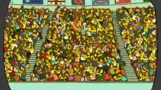 Simpsons - Soccer Hooligans