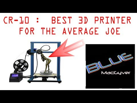 Best 3D Printer for the Average Joe !!