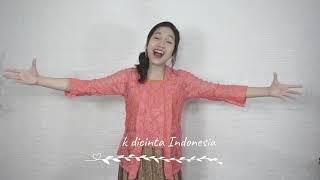 FLS2N Menyanyi Solo Tingkat SMP 2021 Lukisan Indonesia - Britney Kimberly