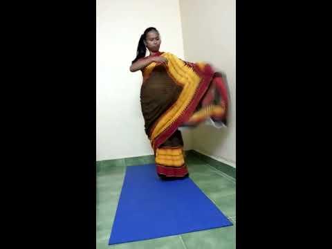 How to WEAR Saree || Cara memakai sari india ||
