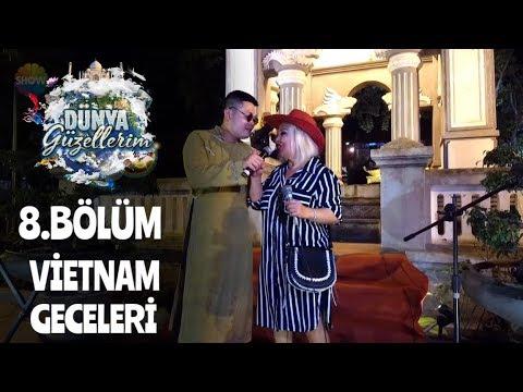 Safiye Soyman ve Banu Alkan Vietnam gecelerinde!
