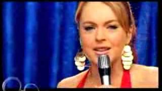 Lindsay Lohan - Teenage Drama Queen (That Girl) Official Music Video (Lyrics)