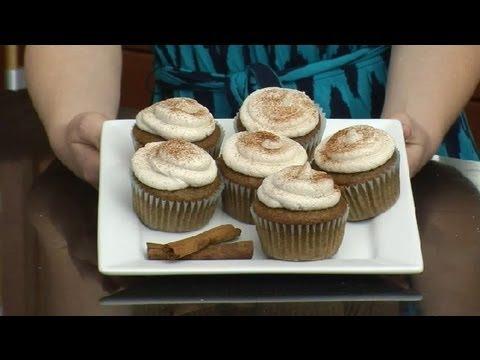 Vegan Snickerdoodle Cupcakes : Vegan Desserts