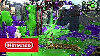 Splatoon 2 - Clam Blitz gameplay (Nintendo Switch)