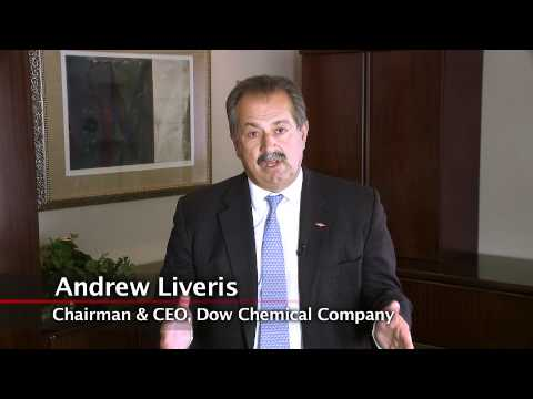 Andrew Liveris, CEO of The Dow Chemical Company Discusses the Future of Science Education