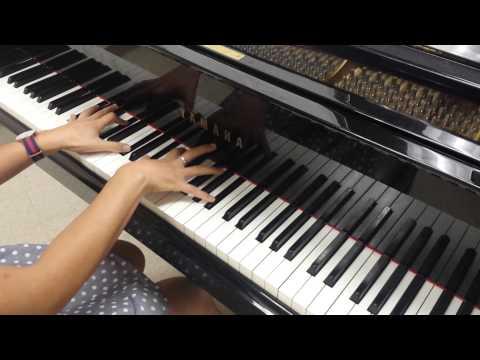 YUI - Goodbye Days ~piano version~
