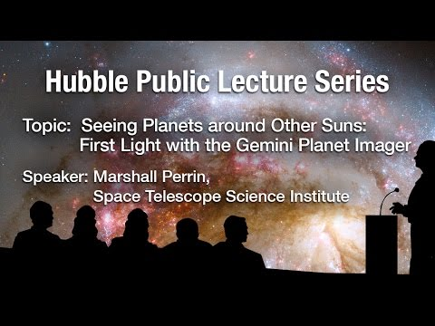 Seeing Planets around Other Suns: First Light with the Gemini Planet Imager