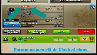 [36]✓Entram no meu clã de Clash of clans (Tudo na descrição)✓[36]