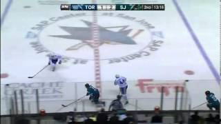 Toronto Maple Leafs at San Jose Sharks - Game in Six - 03/11/2014