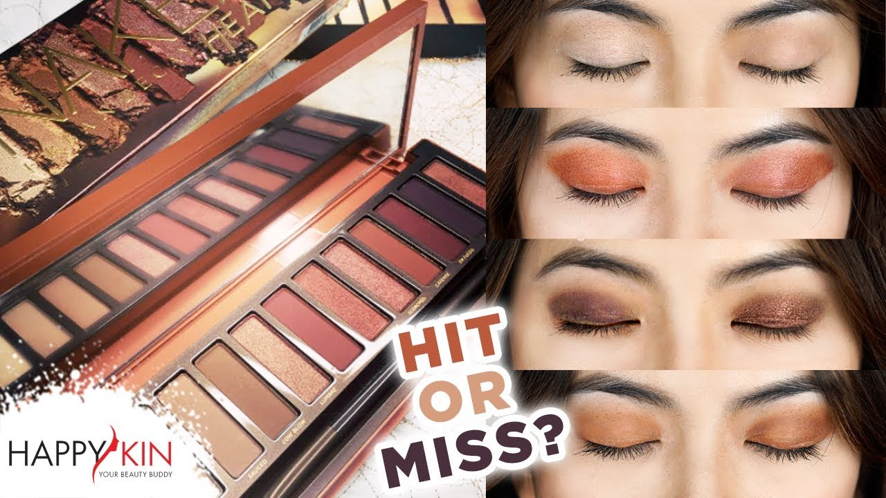 Urban decay naked heat giveaway