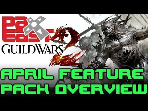 Guild Wars 2 - April 2014 Feature Pack Overview