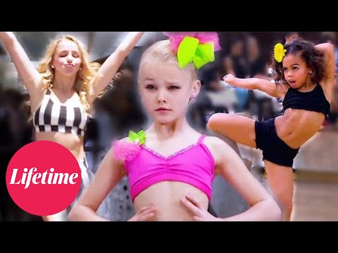 MOST INTENSE IMPROV DANCE-OFF HEAD-TO-HEAD BATTLES - Dance Moms (Flashback Compilation) | Lifetime