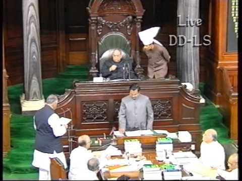 12 Loksabha :: Oath by the Members of Parliament, India [23.03.1998]