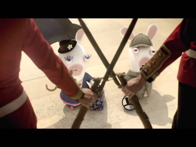 Rabbids - Boda Real -UK Videos De Viajes
