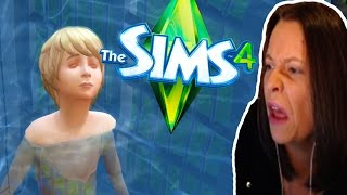 HE LOVES THE CAGE LIFE #CageLife The Sims 4 | 27 (Gameplay/Walkthrough/LetsPlay)