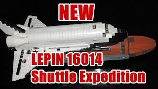 Lepin 16014 Shuttle Expedition