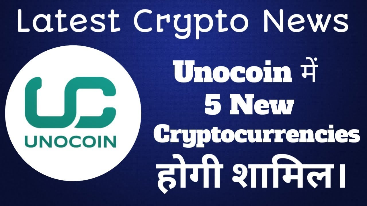 Latest Crypto News:Unocoin wil add new cryptos,Bittrex Adds USD option, Bee token hack