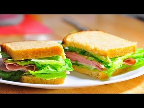 Diet Talk - Expert Diet Recipes - Veg Sandwich - Healthy Food