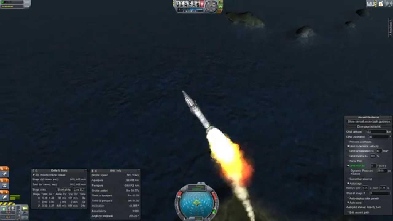 Agni 2 missile simulation