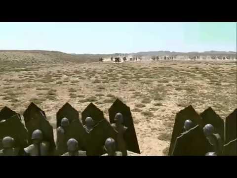 The Battle of Hakbanryeong AD 13 (Koguryo vs East Buyeo) 《고구려 동부여 학반령 전투 鶴盤嶺戰鬪》
