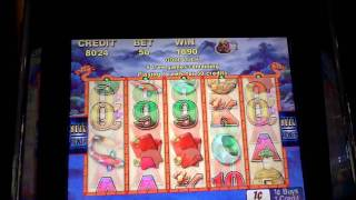Choy Sun Doa Slot Machine Bonus