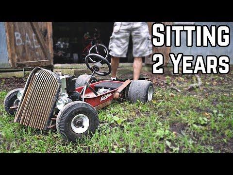 Reviving the Rat Rod Wagon! | Our Rat Rod Go Kart Build
