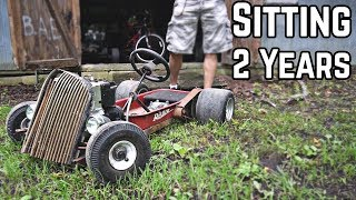 Reviving the Rat Rod Wagon! | Our Rat Rod Go Kart Build
