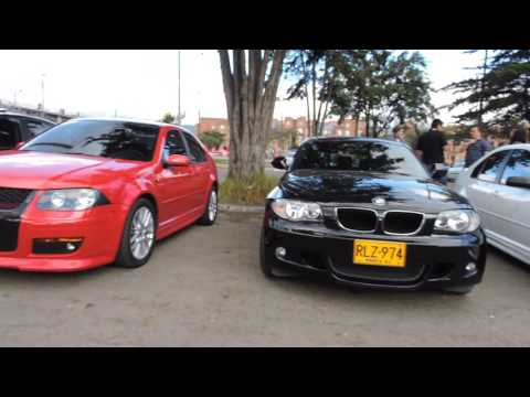 PRIMER MEET EXOTICS BOGOTA - CARS RACING COLOMBIA -- Bogota, Colombia