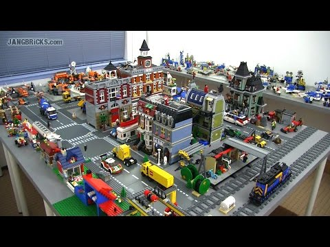 Download Youtube: OLD Video! Updates on my channel! LEGO city