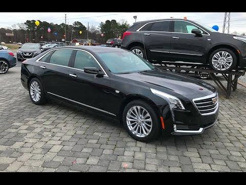 2017 Cadillac CT6 Luxury Full Tour YouTube