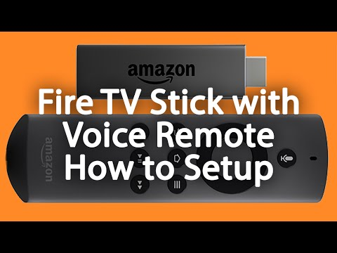 New Amazon Fire Stick Voice Remote Not Working. GO TO