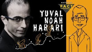 21 Lessons for the 21st Century: Noah Harari