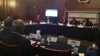 Senator Elizabeth Warren: Coretta Scott King will not be silenced