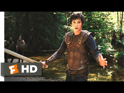 Percy Jackson & The Olympians (2/5) Movie CLIP - The Water Will Give You Power (2010) HD