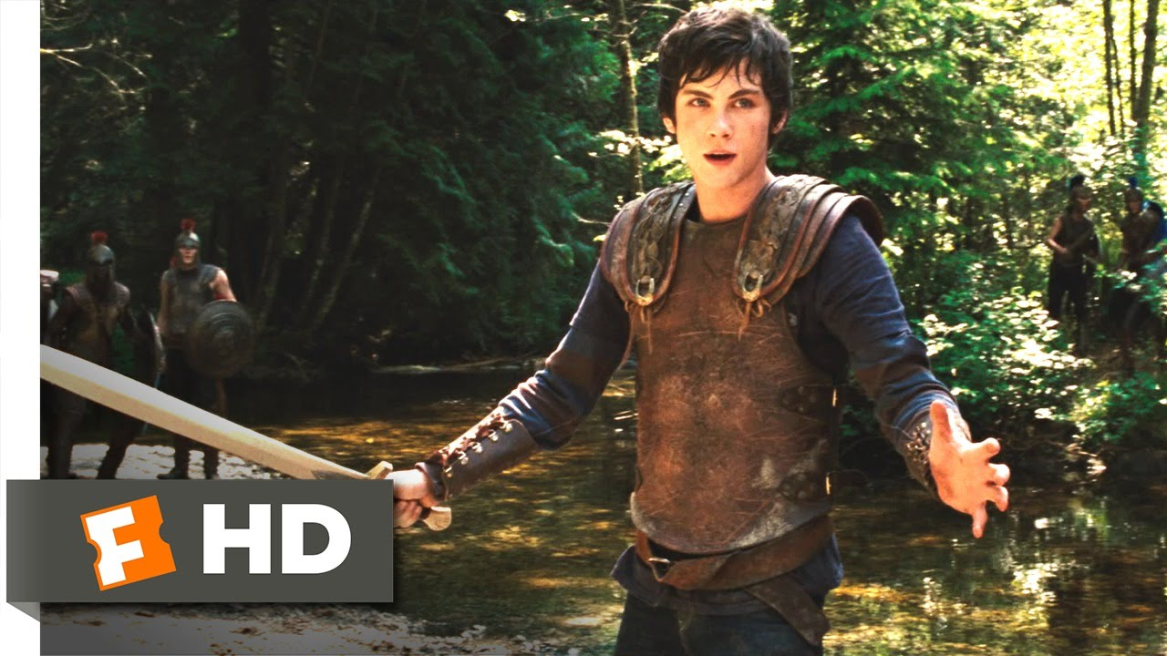 Percy Jackson & the Olympians (2/5) Movie CLIP – The Water Will Give You Power (2010) HD