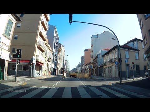 (西葡自駕遊行車記錄) Porto波圖 - Vilar Formoso葡西邊境