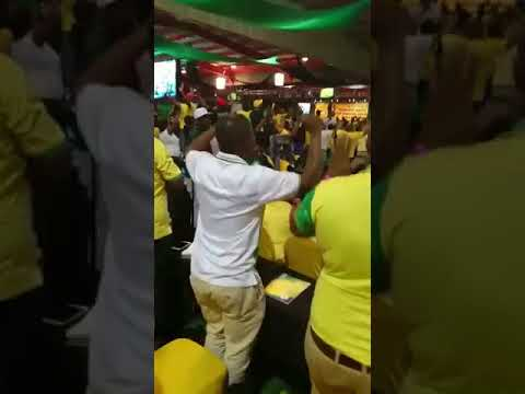 The mandate is clear, Phakama #Ramaphosa ixesha lisondele #ANC54 #PhathaRamaphosaPhatha #CR17siyavum