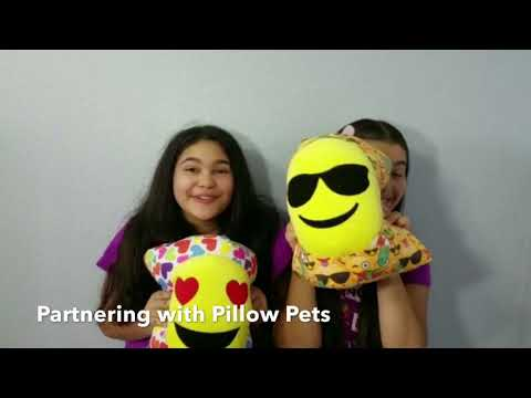 Express Your Emotions with #PillowPets!