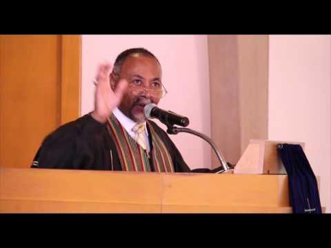 Dr. Rev. Andrew Edwards - Christmas Service