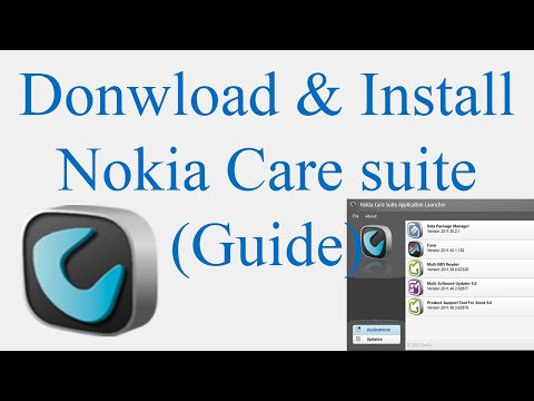 Nokia Care Suite Install/Flash Nokia Mobiles Without BOX - Download Nokia Care Suite