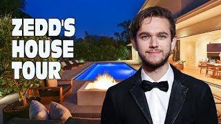 Zedd's House Tour