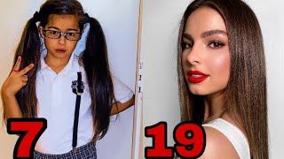 Addison Rae transformation || From 0 to 19 years