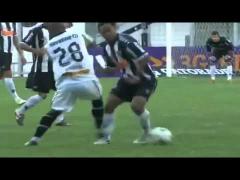 Ronaldinho Dribbling Skills Atlético Mineiro